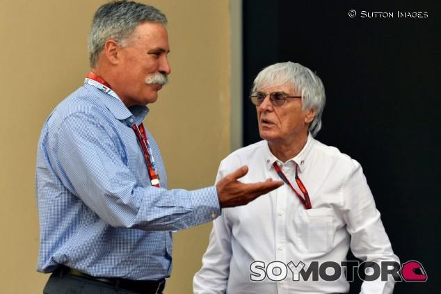 """La F1 se desmarca de Ecclestone: """"Sus comentarios no tienen cabida"""" - SoyMotor.com"""