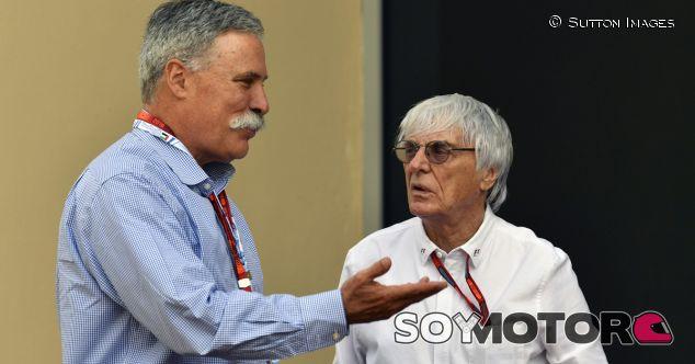 Liberty Media, a punto de cerrar la compra de la Fórmula 1 - SoyMotor.com