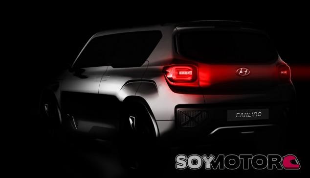 El Hyundai Carlino Concept se ha presentado en el Delhi Auto Expo - SoyMotor