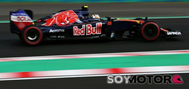 Carlos Sainz durante el GP de Hungría - SoyMotor