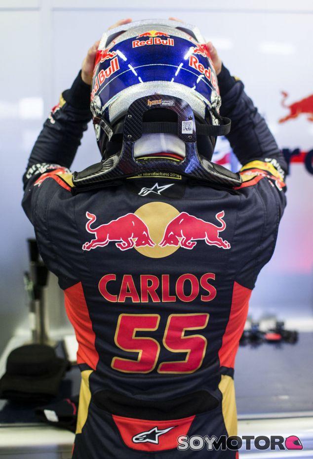 """Entrevista a Carlos Sainz: """"Tengo que mejorar en todo, aún no estoy ni al 50%, pero debo demostrar que puedo ser Campeón"""""""