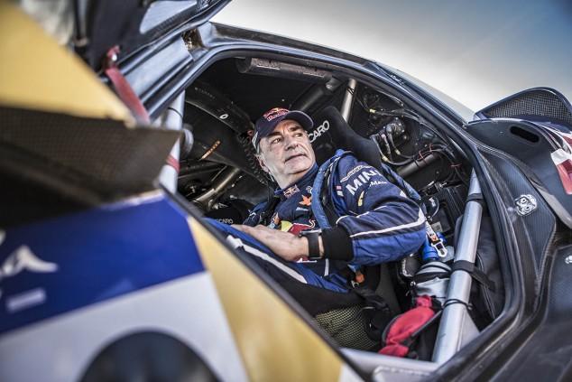 "Sainz: ""Otra etapa terminada, es muy importante sumar kilómetros"" - SoyMotor.com"