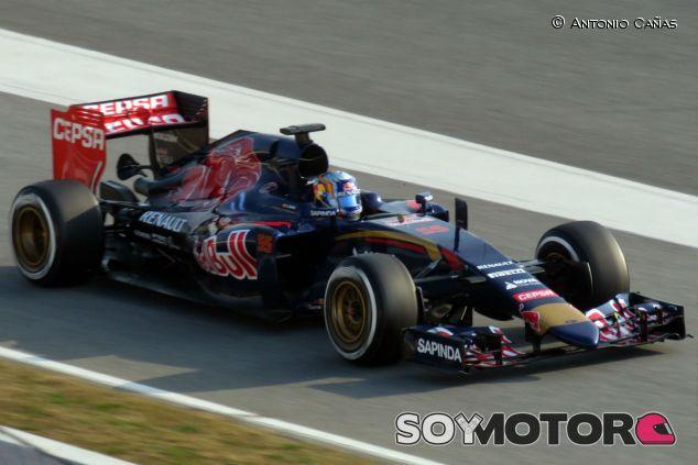Carlos Sainz, hoy en Barcelona - LaF1