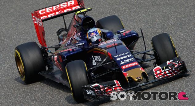 Carlos Sainz en Shanghái - LaF1