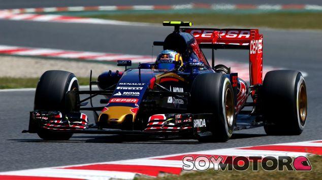 Sainz estrenará el nuevo STR11 - LaF1