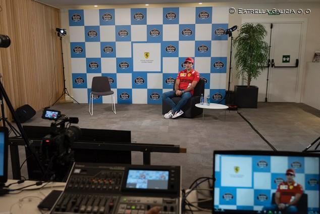 """Carlos Sainz lo tiene claro: """"Alpine va a estar ahí a partir de ahora"""" - SoyMotor.com"""