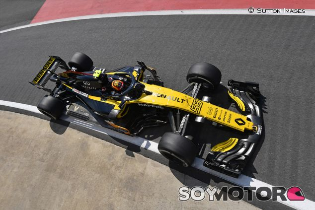Carlos Sainz en Silverstone - SoyMotor.com