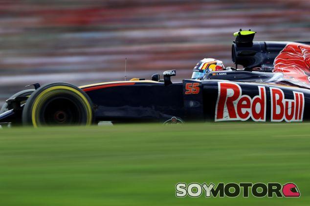 Carlos Sainz en Hockenheim - LaF1