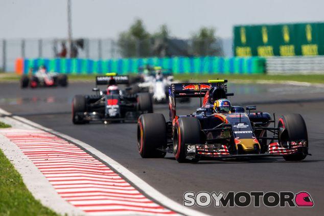 Carlos Sainz en Hungaroring - LaF1