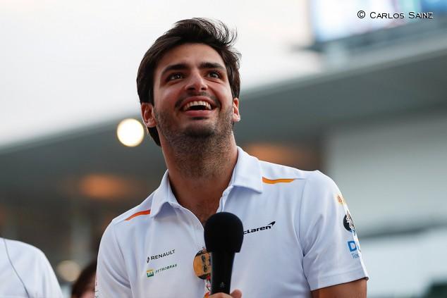 """Sainz: """"Carlos ha dado un paso importante; si da otro, McLaren mejorará"""" - SoyMotor.com"""