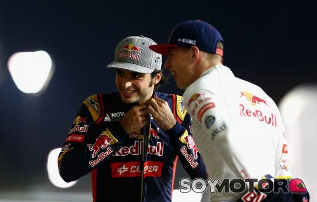 Sainz ha superado a Verstappen en la clasificación del GP de Abu Dabi - LaF1