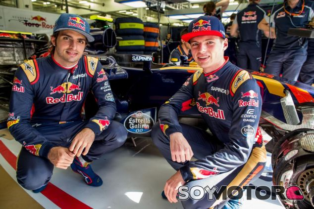 La rivalidad entre los dos pilotos de Toro Rosso es positiva, según Tost - LaF1