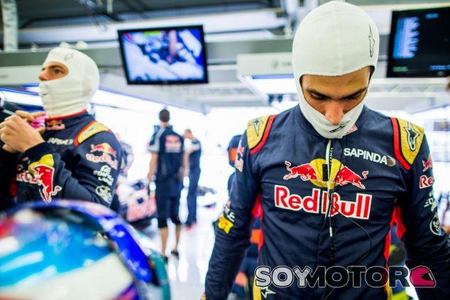 Sainz por delante de Verstappen, en las apuestas de Herbert - LaF1