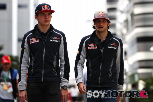 Sainz tiene esperanzas de ascender a Red Bull - LaF1