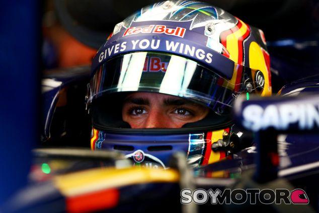 Carlos Sainz en Monza - LaF1