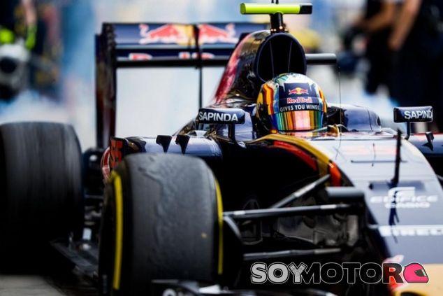 Sainz no descarta llevar motores Honda en 2017 - LaF1