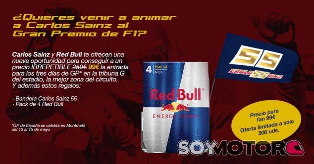 Ésta es la oferta de Sainz - LaF1