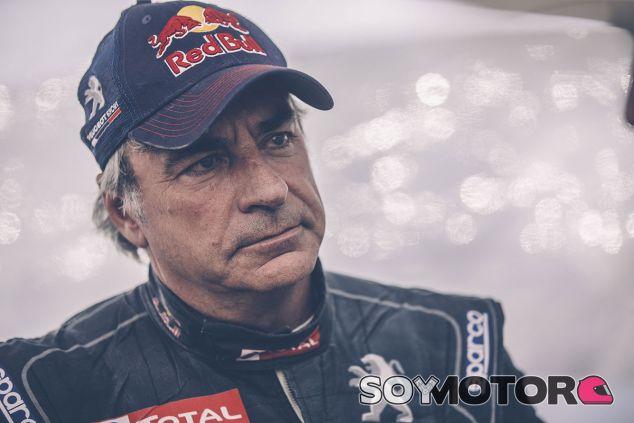 Carlos Sainz mantiene la prudencia sobre las opciones de su hijo en la F1 - LaF1