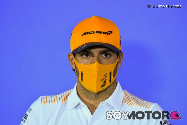 Carlos Sainz en Austria - SoyMotor.com