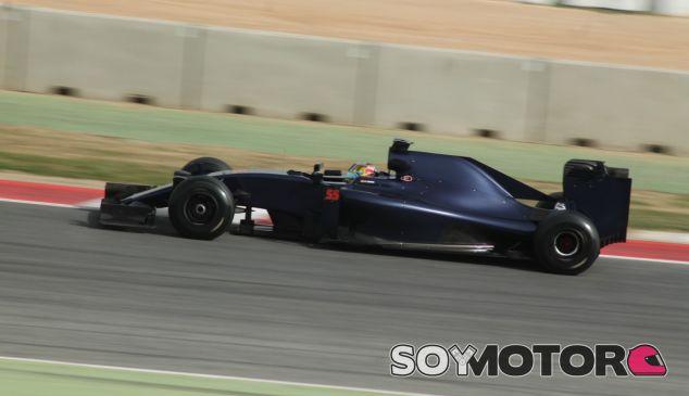 La quinta posición es el objetivo de Toro Rosso - LaF1