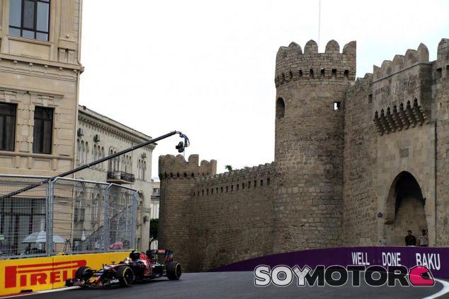 El circuito gusta a los pilotos - LaF1