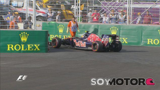 Sainz abandonó en la vuelta 33 - LaF1