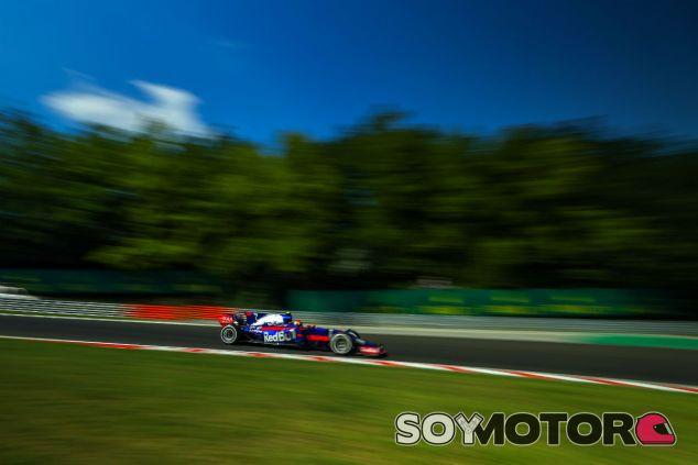 Toro Rosso en el GP de Hungría F1 2017: Viernes - SoyMotor.com
