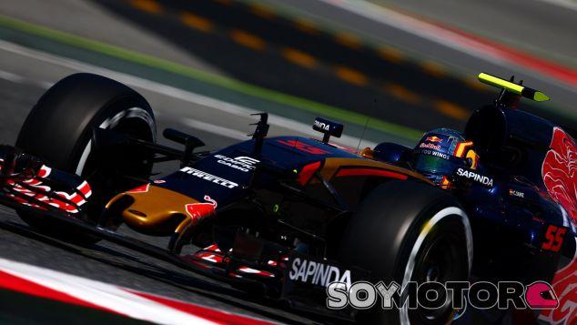 Sainz hizo una gran actuación en España que impresionó a todo su equipo - LaF1