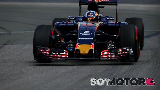 Sainz tiene ganas de debutar en Bakú - LaF1