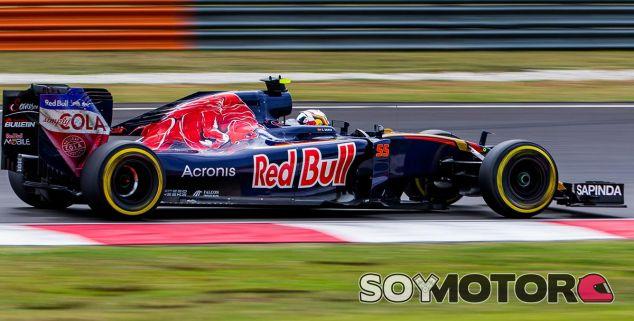 Sainz terminó undécimo - SoyMotor.com