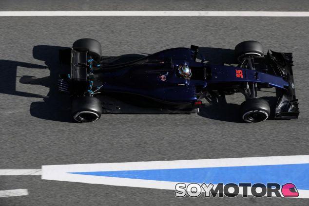 Toro Rosso ha corrido con el STR11 en Barcelona - LaF1
