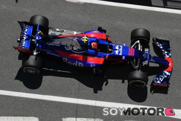 Toro Rosso en el GP de España F1 2017: Viernes - SoyMotor.com