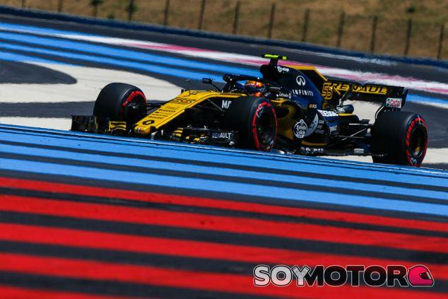 Carlos Sainz en Paul Ricard - SoyMotor.com