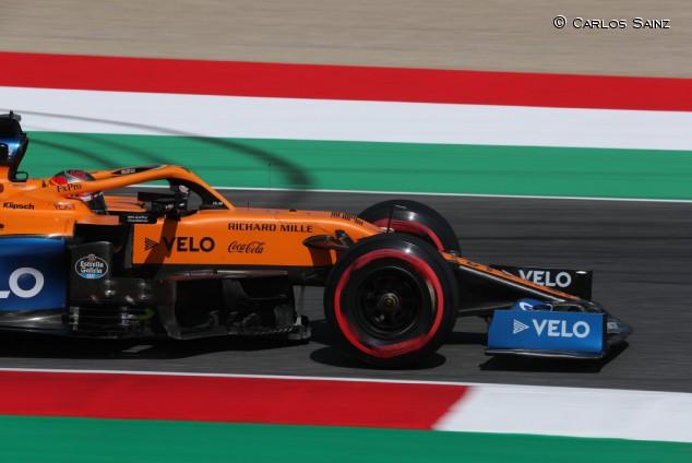 """Sainz saldrá noveno en Mugello: """"Alegría por pasar a Q3, no lo esperábamos"""" - SoyMotor.com"""