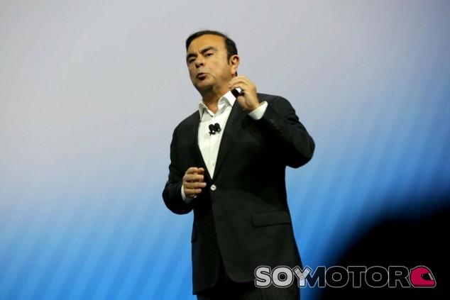 Carlos Ghosn, detenido de nuevo - SoyMotor.com