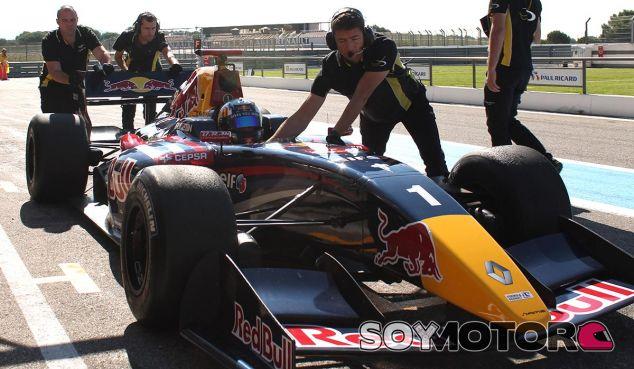 Sainz se lleva la pole en Paul Ricard; Merhi saldrá cuarto - LAF1.es