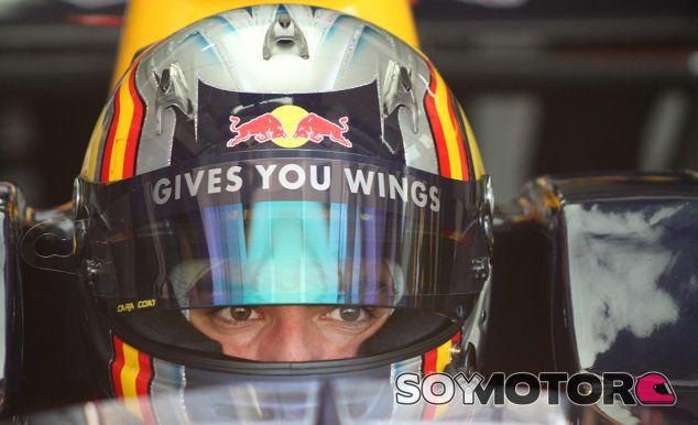 Sainz se queda sin Pole por una bandera roja; Merhi saldrá quinto - LaF1.es