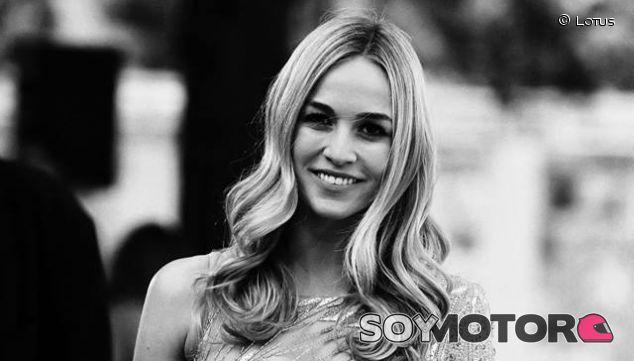 Carmen Jordá durante el Gran Premio de Mónaco - LaF1