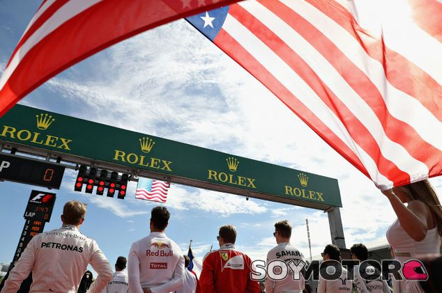GP de Estados Unidos F1 2016: Carrera Minuto a Minuto - SoyMotor.com