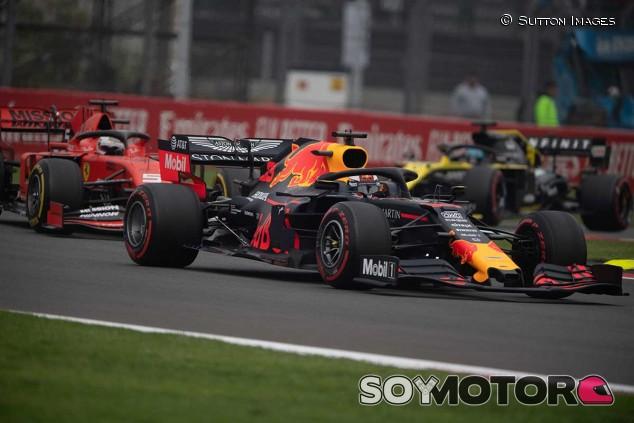 Escena del GP de México F1 2019 - SoyMotor.com