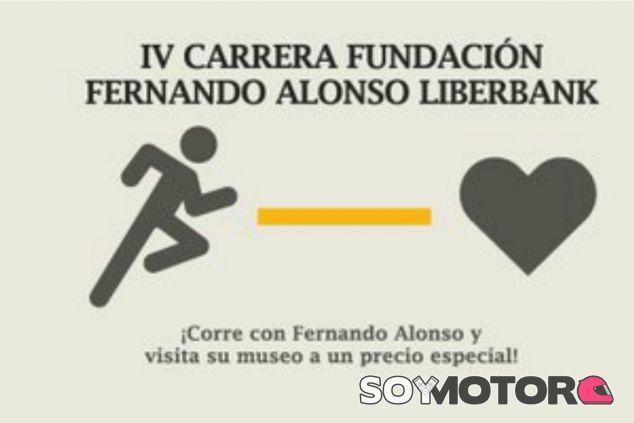 La IV carrera de la Fundación Fernando Alonso se celebra este jueves - LaF1