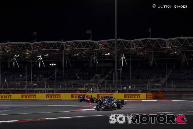 Las carreras al 'sprint' que probará la F1, explicadas al detalle - SoyMotor.com