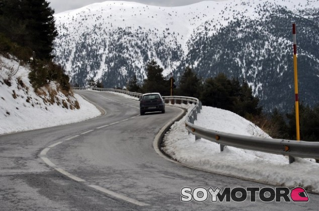 Consejos de conducción en invierno - SoyMotor.com