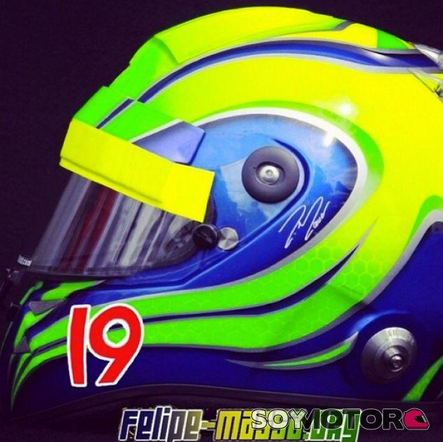 Felipe Massa elige el dorsal 19