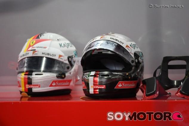 Algunos pilotos no contarán con los cascos reglamentarios para los test – SoyMotor.com