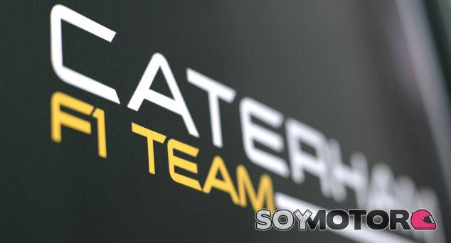 Logo del equipo Caterham - LaF1