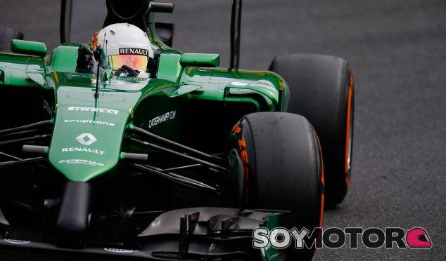Bernie Ecclestone retira su apoyo a Caterham - LaF1.es