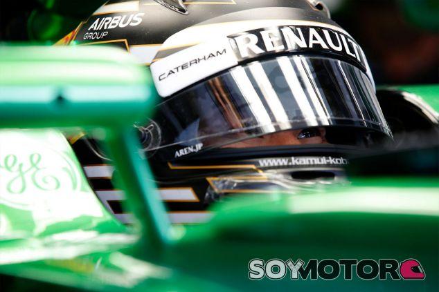 Kamui Kobayashi en el Gran Premio de Austria - LaF1