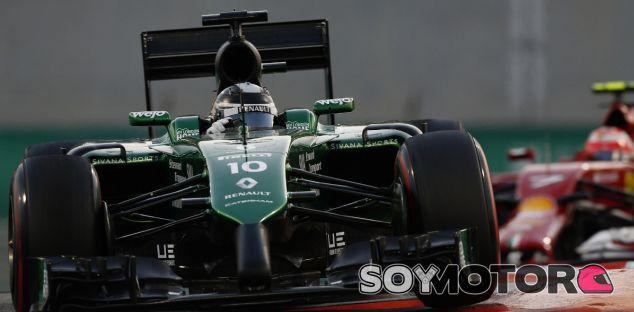 Kobayashi probará la semana que viene en la Super Fórmula