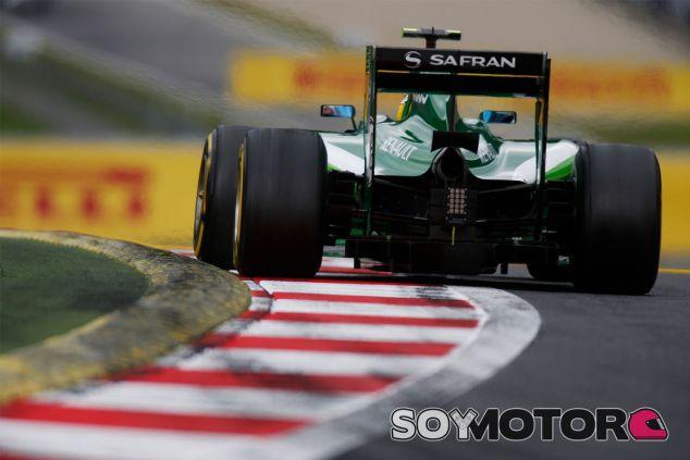 Marcus Ericsson en Austria - LaF1